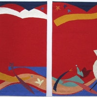 <strong>Odyssey</strong> Tapestry Pair by Jeni Ross