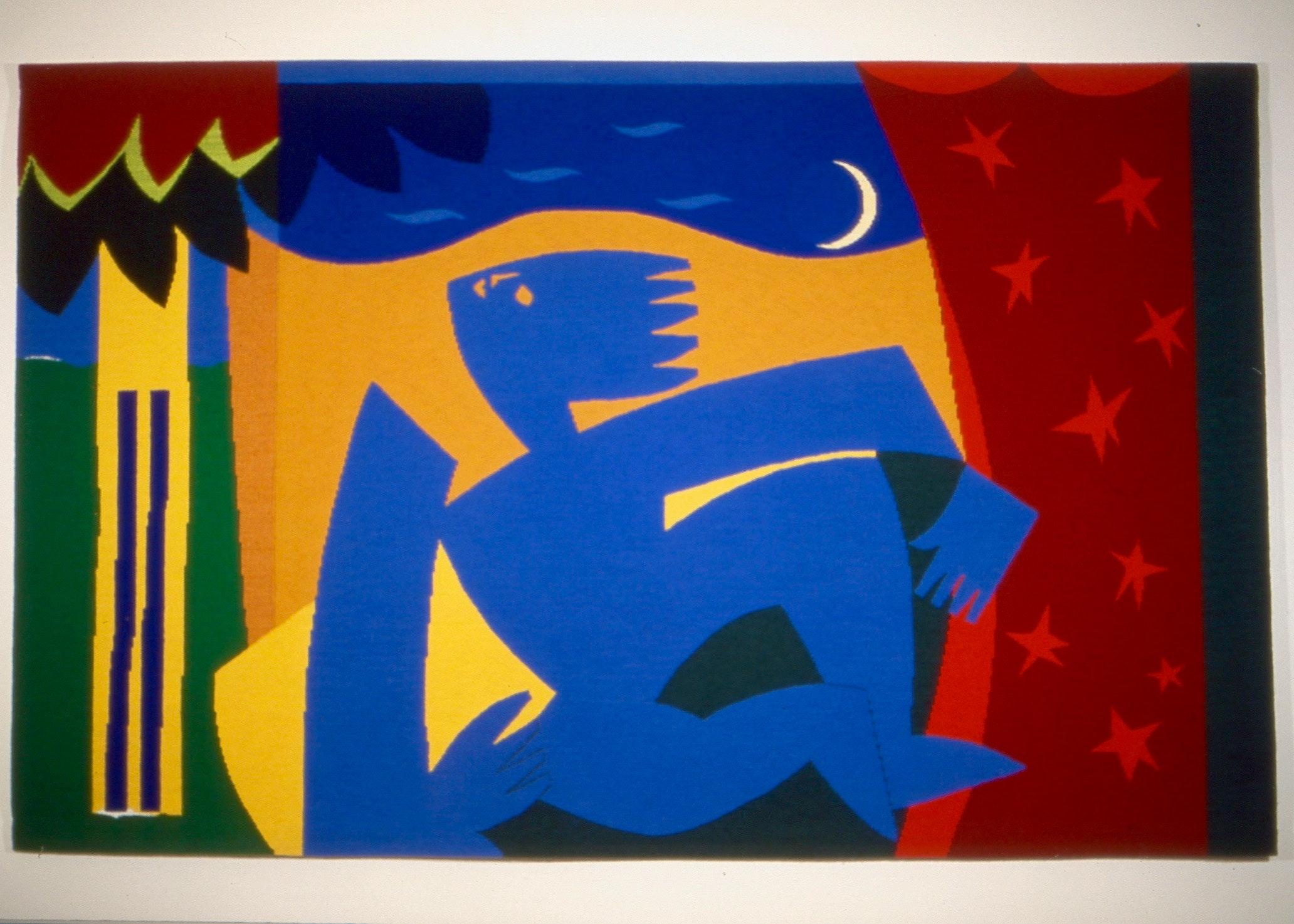 Figure in a Landscape: Jeni Ross