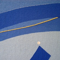 Detail: New College Tapestry