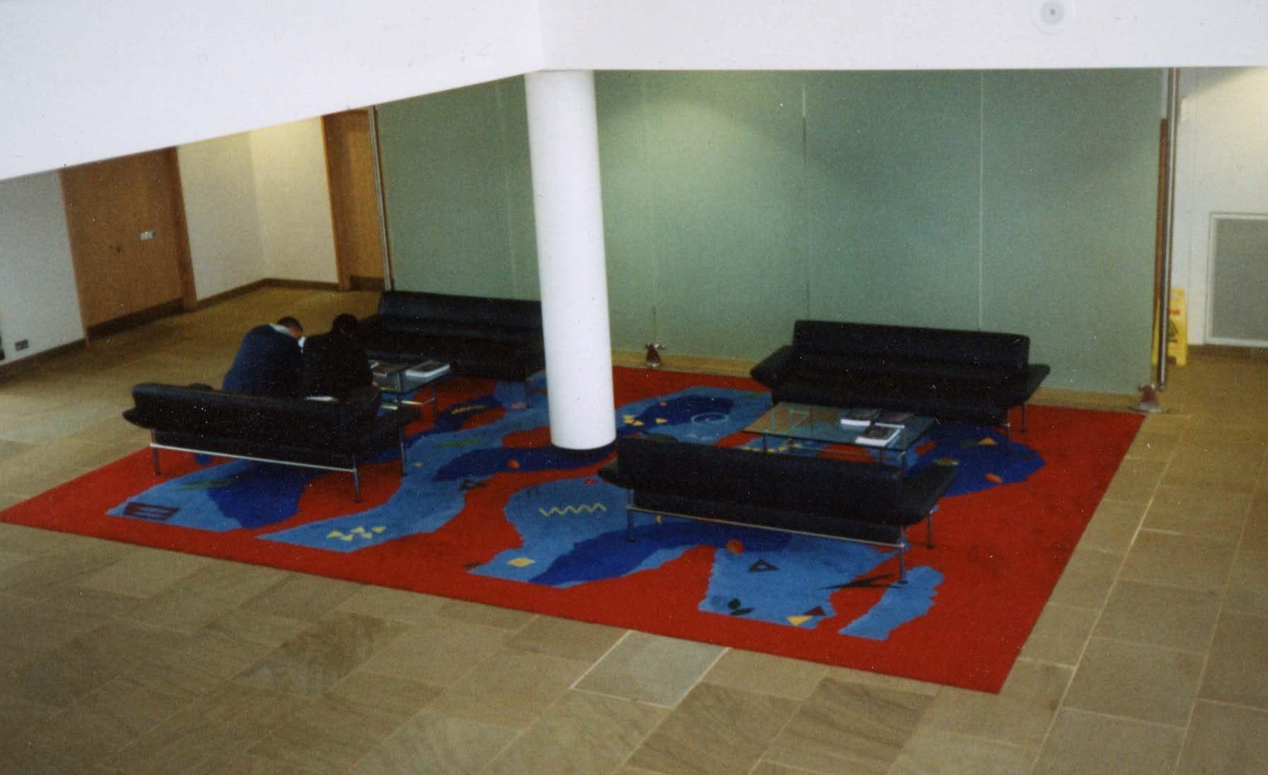 Macro-Micro Carpet: Jeni Ross